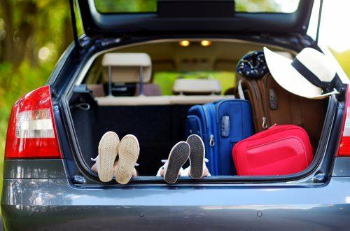 Vakantie met auto