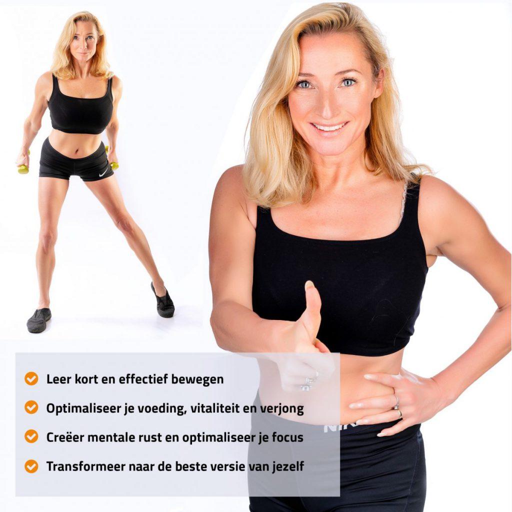 Personal trainer Iboya is beschikbaar in Amsterdam